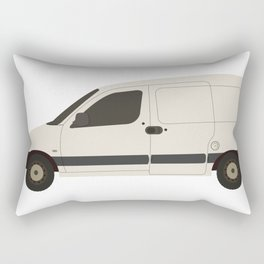 van Rectangular Pillow