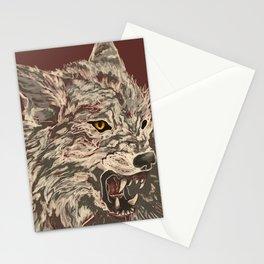 Enraged Stationery Cards
