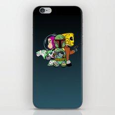 Jetpack Buddies iPhone & iPod Skin