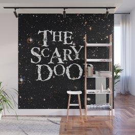The Scary Door  Wall Mural