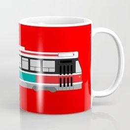 Toronto TTC Streetcar Coffee Mug