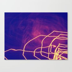 Electric Canvas Print