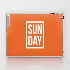 Sunday Quote Laptop & iPad Skin
