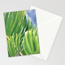 Tropical Texture Stationery Cards