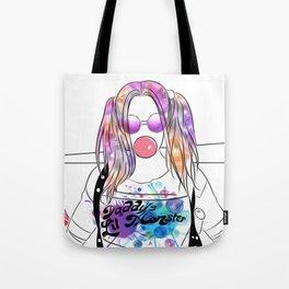 Harley Quinn Fan Art Tote Bag