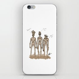 Tres Brothers iPhone Skin