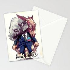 American Politics Stationery Cards