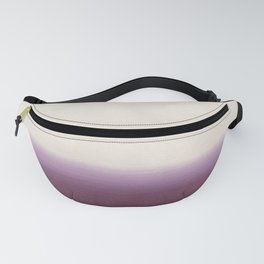Calm - Abstract Landscape Fanny Pack