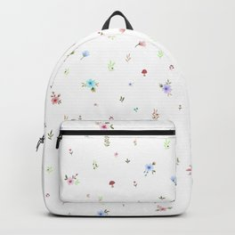 Pretty and Sweet Florals Backpack