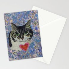 Fluffy Cat Stationery Cards