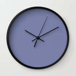 lavender violet Wall Clock