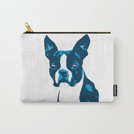 Blue Boston Carry-All Pouch