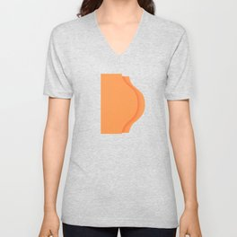 A Peach by any other name.. Unisex V-Neck