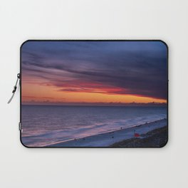 Sunset on the Gulf of Mexico Laptop Sleeve