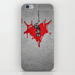 Crimes iPhone Skin