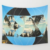 geo Wall Tapestries featuring Geo by shutupjade