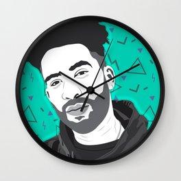 90's Super Duper Kyle Wall Clock