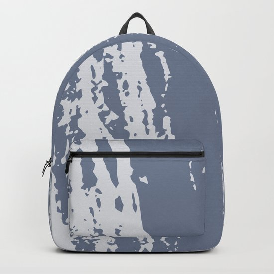 Scratched Paint Backpack