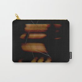 Hands Falling Down Carry-All Pouch