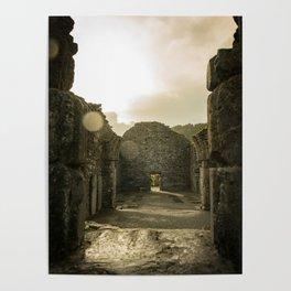 Glendalough Glow Poster