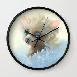Marilyn Mongrel Wall Clock