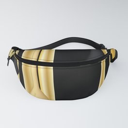 DRIPPING IN GOLD Fanny Pack
