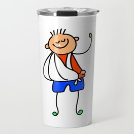 Accident Kid Travel Mug