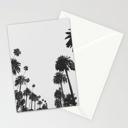 Palm Spring California, Palms Stationery Cards