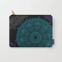 My Spirit Mandhala | Secret Geometry Carry-All Pouch