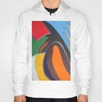 art deco Hoodies featuring Art Deco Revival by Ana Lillith Bar