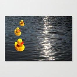 Rubber Canvas Print