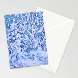 HAPPY FUNNY BUNNY) Stationery Cards