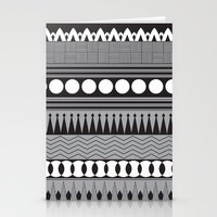 native Stationery Cards featuring Native  by flamboyancedesigns