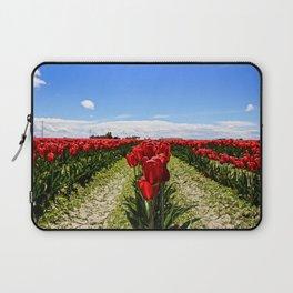 Tulip Town Laptop Sleeve