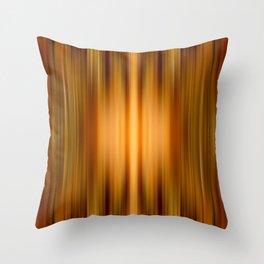 Color Streaks No 14 Throw Pillow