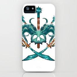 Dead Pirate iPhone Case