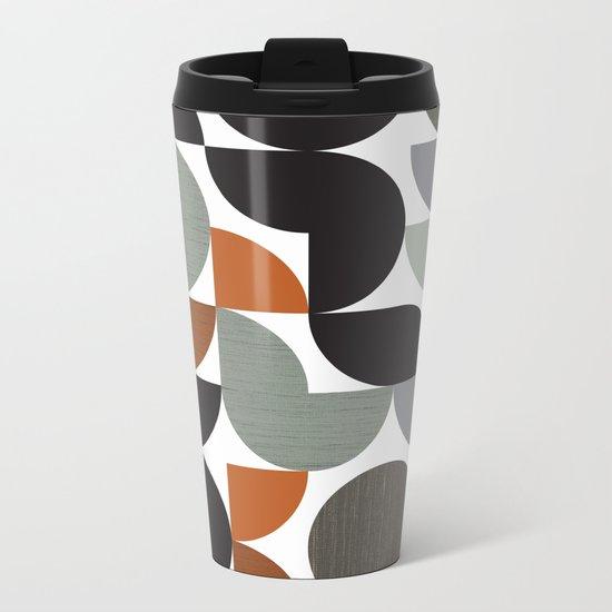 Circulate Metal Travel Mug