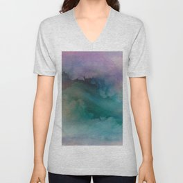 Astral Projection by Nature Magick Unisex V-Neck
