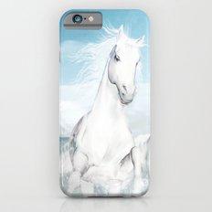 White Horses of the Camargue Slim Case iPhone 6s