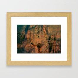 Recurrence Framed Art Print