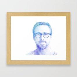 Gosling Framed Art Print