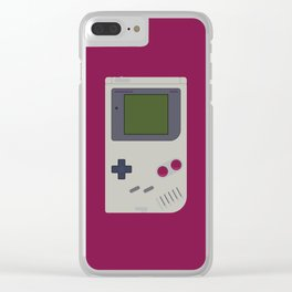 Gameboy Clear iPhone Case
