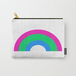 Polysexual Rainbow Carry-All Pouch