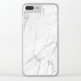 Mable Clear iPhone Case