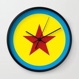 Toy story ball Wall Clock
