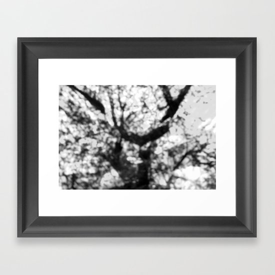 1228 Framed Art Print