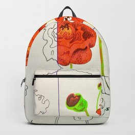 Perspective on Flowers Backpack