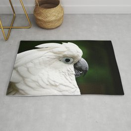 Umbrella Cockatoo Rug