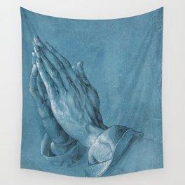 Praying Hands by Albrecht Dürer Wall Tapestry
