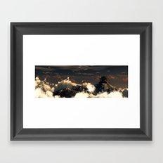 Forgotten Valley Framed Art Print